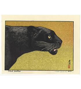 toshi yoshida, black panther