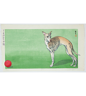 Paul Binnie, Supple Reverberation, Jack, The Artist's Dog, Contemporary Art
