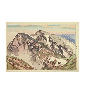 hiroshi yoshida, landscape