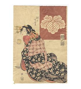 Shigenobu Yanagawa, beauty, kimono design