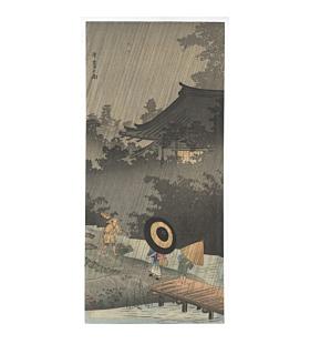 shotei takahashi, Rain at Terashima
