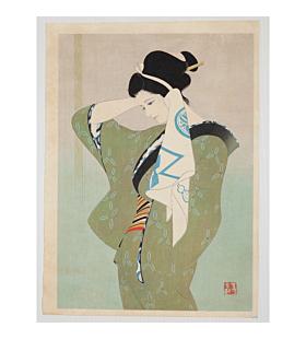 sentaro iwata, modern beauty, kimono design