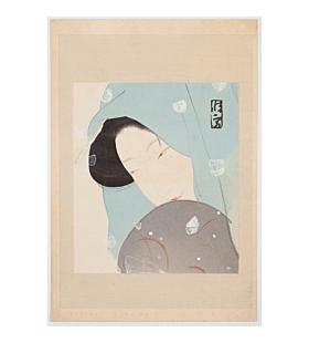 Tsunetomi Kitano, Heroine Umekawa in the Snow, The Complete Works of Chikamatsu Manzaemon