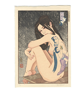 paul binnie, utamaro no shunga, japanese tattoo, irezumi
