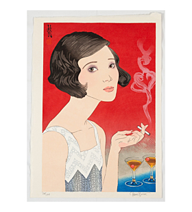 paul binnie, modern girl, cocktail