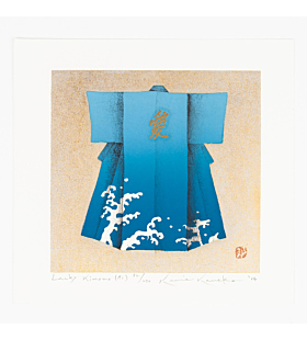Kunio Kaneko, Lucky Kimono (Ai)