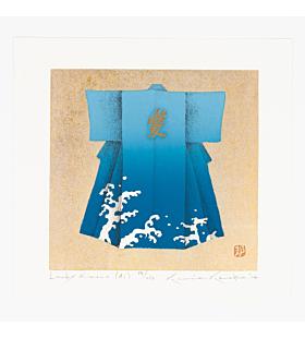 Kunio Kaneko, Lucky Kimono, Ai, Contemporary Art