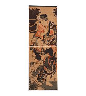 kuniyoshi utagawa, momotaro