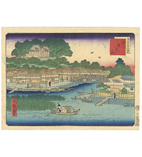 shosai ikkei, tokyo, landscape