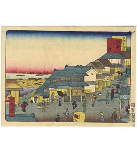 shosai ikkei, tokyo landscape