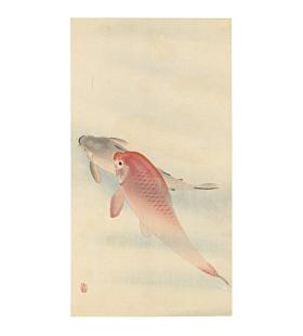 Koson Ohara, Carp Fish