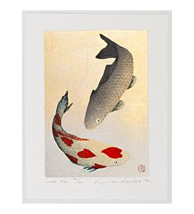 kunio kaneko, love koi, japanese contemporary art