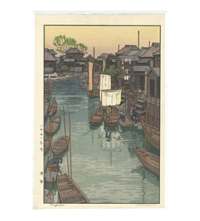 toshi yoshida, urayasu, modern landscape