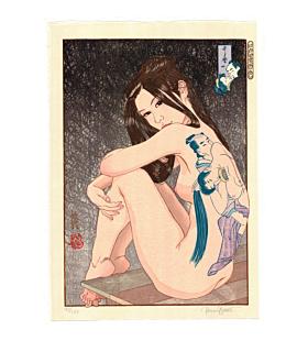 Paul Binnie, Utamaro's Erotica, Tattoo Design