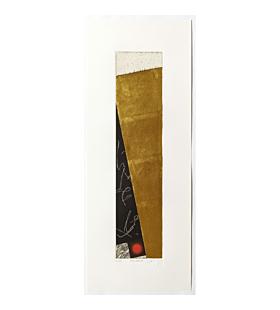 Shinichi Nakazawa, Ratio XXX, Contemporary Art, Original Japanese woodblock print.