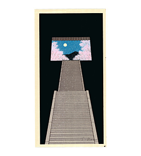 Teruhide Kato, Stairway to Spring Moon, Contemporary