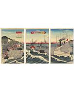 The First Sino-Japanese War, Naval Battle