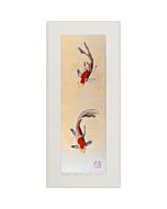 Kunio Kaneko, December's Comets, Fish, Contemporary Art