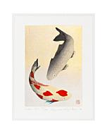 kunio kaneko, love koi, fish, contemporary japanese art