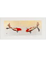 kunio kaneko, let me whisper, fish, contemporary art