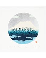 Kunio Kaneko, Blue Mount Fuji, Contemporary Art