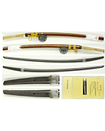 japanese sword, japanese katana, antique blade, swordsmith, lacquer