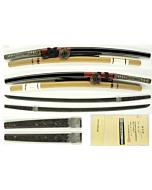 japanese sword, japanese artisan, swordsmith, blade, lacquer, japanese katana, tsuba