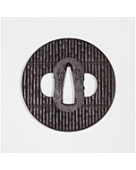 tsuba, bamboo design, japanese design, sword fittings, japanese sword, japanese katana