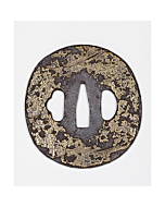 tsuba, sword guard, hand guard, japanese sword, katana, swordsmith, antique