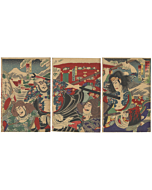 japanese woodblock print, japanese antique, tattoo design, tattoo inspiration, irezumi, kunisada