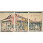 sadahide utagawa, yokohama, landscape