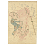 Hasegawa Sadanobu I, Demon Hunter Shōki, Oni, Warrior, Traditional Japanese woodblock print