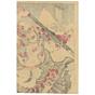 Kochoro Hosai, Kabuki, Yuki no Danmari, tattoo design, japanese woodblock print
