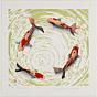 kunio kaneko, come dancing, contemporary art, fish