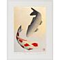 kunio kaneko, love koi, japanese fish, koi carp, contemporary art