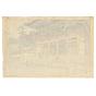 japanese woodblock print, japanese antique, landscape, hiroshi yoshida