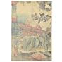 Kuniyoshi Utagawa, 12 Signs of the Zodiac, Inoshishi, Japanese woodblock print, japanese antique