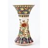 satsuma vase, japanese porcelain