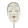 Ko'omote - Noh Mask of a Young Girl, traditional theatre, actor