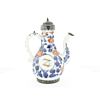 japanese antique, japanese porcelain, imari, arita, soy sauce bottle, dutch
