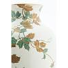 Yabu Meizan, Large Satsuma Vase, Flowering Vines, Dragonfly, Botanical, Japanese art, Japanese antique