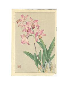 shodo kawarazaki, flower print