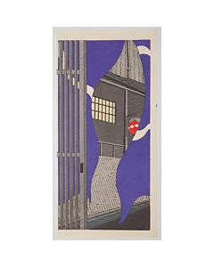 Teruhide Kato, Purple Wind, Contemporary Art