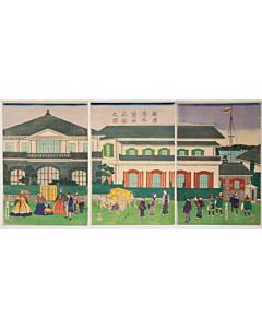 yoshikazu utagawa, yokohama