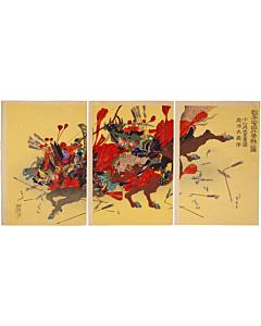 samurai battle, warriors