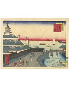 shosai ikkei, tsukiji, tokyo