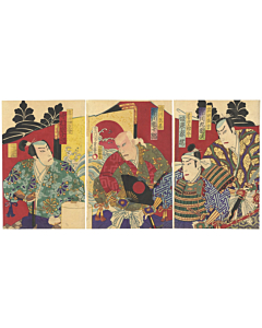 chikashige morikawa, kabuki theatre actors