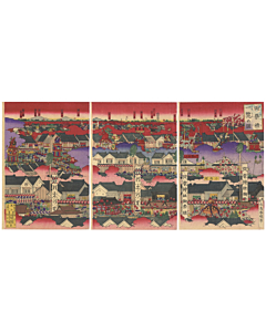 Shungyo Nagashima, festivals, celebration