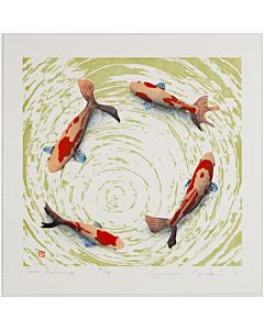 Kunio Kaneko, Come Dancing, Contemporary Art