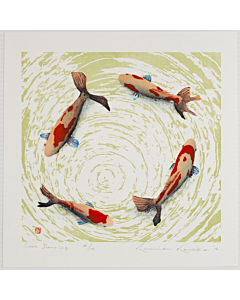 kunio kaneko, come dancing, contemporary japanese art